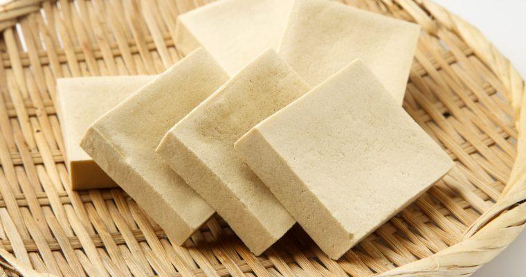 高野豆腐のカレー風味唐揚げ