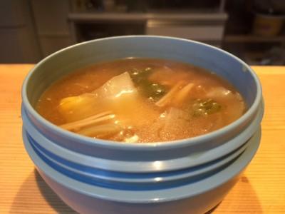 味噌ラーメン(素麺)