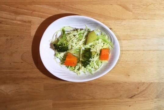 さつまいものサラダ